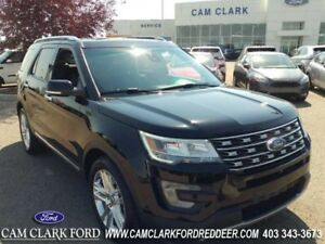 2016 Ford Explorer Limited  Moonroof Adaptive Cruise