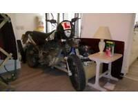 Sinnis apache 125cc supermoto