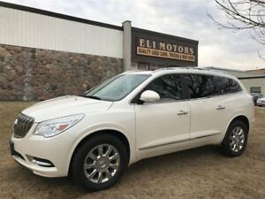 2014 Buick Enclave LEATHER.AWD.NAVI.BLIND SPOT.REAR VIEW CAMERA.