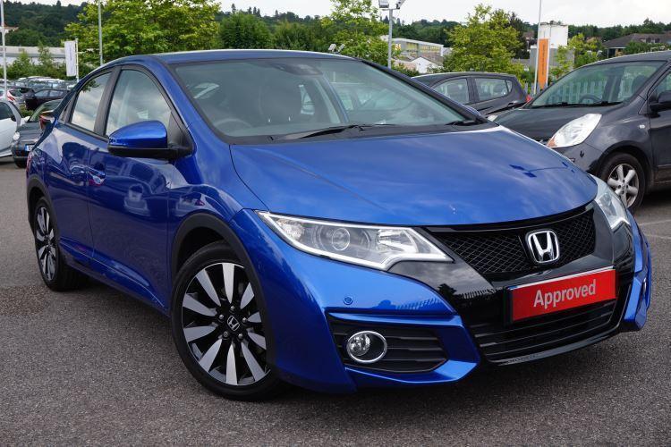 2017 Honda Civic 1.4 i-VTEC SE Plus (Nav) Manual Petrol Hatchback