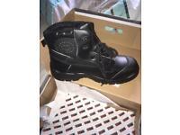 Men's Performance Water Repellent Boots! Size 10!