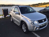 Suzuki Grand Vitara, diesel 2007, MOT until November 2017, new timing belt and radiator July 2017