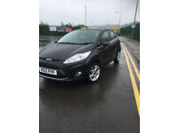 Ford Fiesta Zetec 2012 1.2 19k miles Brand New MOT with no advisories - Immaculate Condition