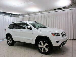 2016 Jeep Grand Cherokee WOW! WHAT MORE DO YOU NEED!? LIMITED 4X