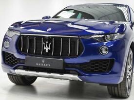 Maserati Levante D V6 (blue) 2017-02-08