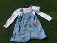 Dress set aged 2-3 years