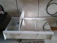 wall batroom mirror cabinet
