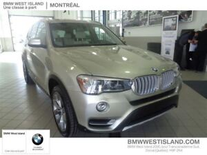2016 BMW X3 xDrive28i PREMIUM ENHANCED PKG