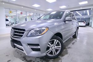 2015 Mercedes-Benz M-Class ML350 BLU TEC, PREMIUM, SPORT, TECH,