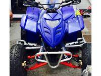 Quadzilla 200 quad bike project spares or repair