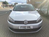2010 Volkswagen Golf 2.0TDI ( 140ps ) SE 2 Owners Fsh 12 Mot Bargain