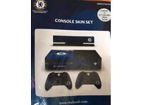 Chelsea controller and console skin set