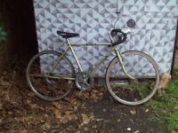 CHILDS RALEIGH 10 SPEED RACING BIKE