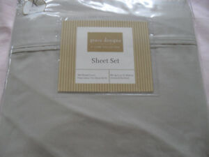 King Sheet Set New