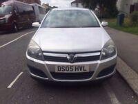 Vauxhall Astra Silver, 5 Doors , Great Sport Car, LONG MOT