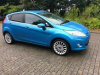 Ford Fiesta 1.4 Automatic 2012 12 Titanium Only 23000 Miles Full Service History
