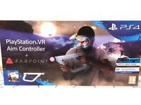 PSVR Aim Controller and Farpoint - Can Deliver