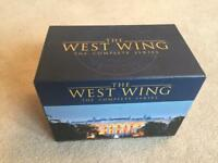 The West Wing- Complete series DVD boxset