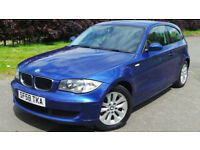 2008 58 BMW 116I ES AUTO 1.6 MOT 05/18(CHEAPER PART EX WELCOME)***FINANCE AVAILABLE**
