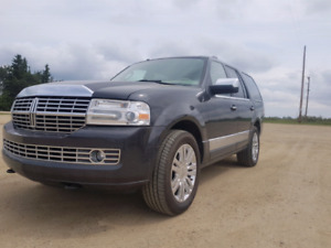 07 Lincoln Navigator Luxury