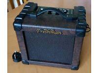 Freshman Acoustic AC10 Combo Guitar Amplifier