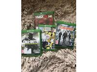 X box one games or swap