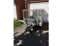 Bateson Tipping Trailer Excellent Condition