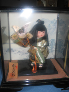 Japanese Fighting Doll