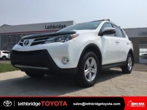 Certified 2014 Toyota RAV4 XLE AWD - EXTENDED WTY!