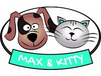 Animal lovers, become PET SITTERS!