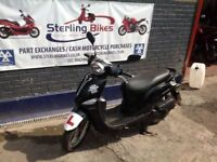 YAMAHA DELIGHT 115 2015 LOW MILEAGE VERY GOOD CONDITION