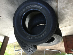 Wild Country Tires