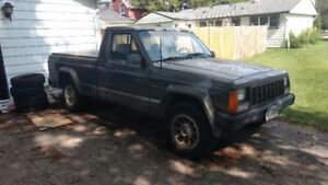 1989 Jeep Other Comanche Pioneer Pickup Truck