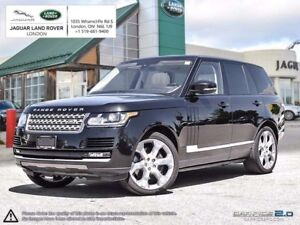 2015 Land Rover Range Rover 5.0 Supercharged