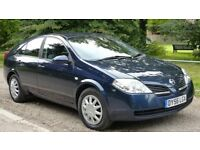 Nissan Primera 2006, 76000 miles, Hounslow Heathrow