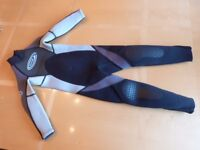 Kids G-Force Wetsuit, Size XXS (age 3-5 approx)