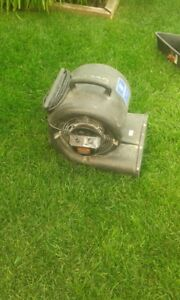Industrial air mover