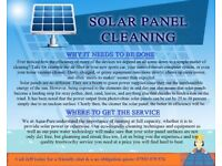 Professional Solar Panel Cleaning Bournemouth Poole Southampton Portsmouth and Salisbury