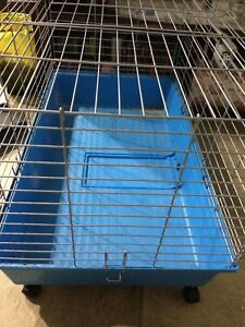 Guinea pig or other small animal cage