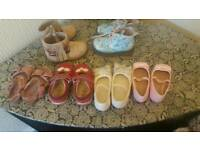 Bundle small girls shoes size 4-5