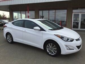 2016 Hyundai Elantra SPORT Leather,
