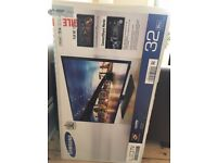 TV - Samsung Series 5 Flat screen 32 inch