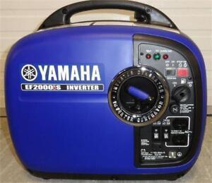 YAMAHA LAVAL : EF2000IS ( INVERTER ) .. ALEX BERTHIAUME