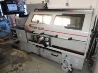 XYZ PRO TURN MODEL VL355 SEMI CNC TEACH LATHE YEAR 2004