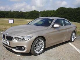 BMW 4 SERIES 2.0 420i LUXURY
