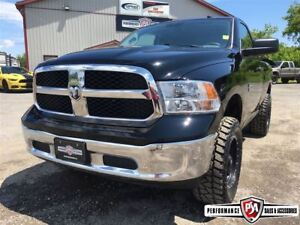 2014 Dodge Ram 1500 ST LIFTED 4X4 REG S/B