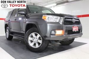 2013 Toyota 4Runner UPGRADE PKG Sunroof Nav BU Cam Heated Lthr