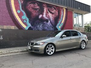 2008 BMW 335i twin turbos