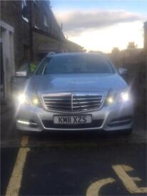 Mercedes-Benz E Class E200 Automatic 1.8 Petrol was salvage damaged fully repaired
