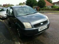 Ford Fusion 2 TDCI